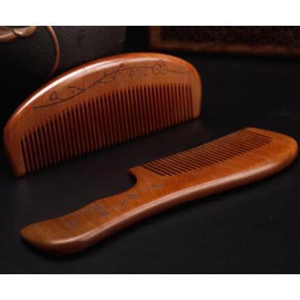 防脫髮檀木梳子