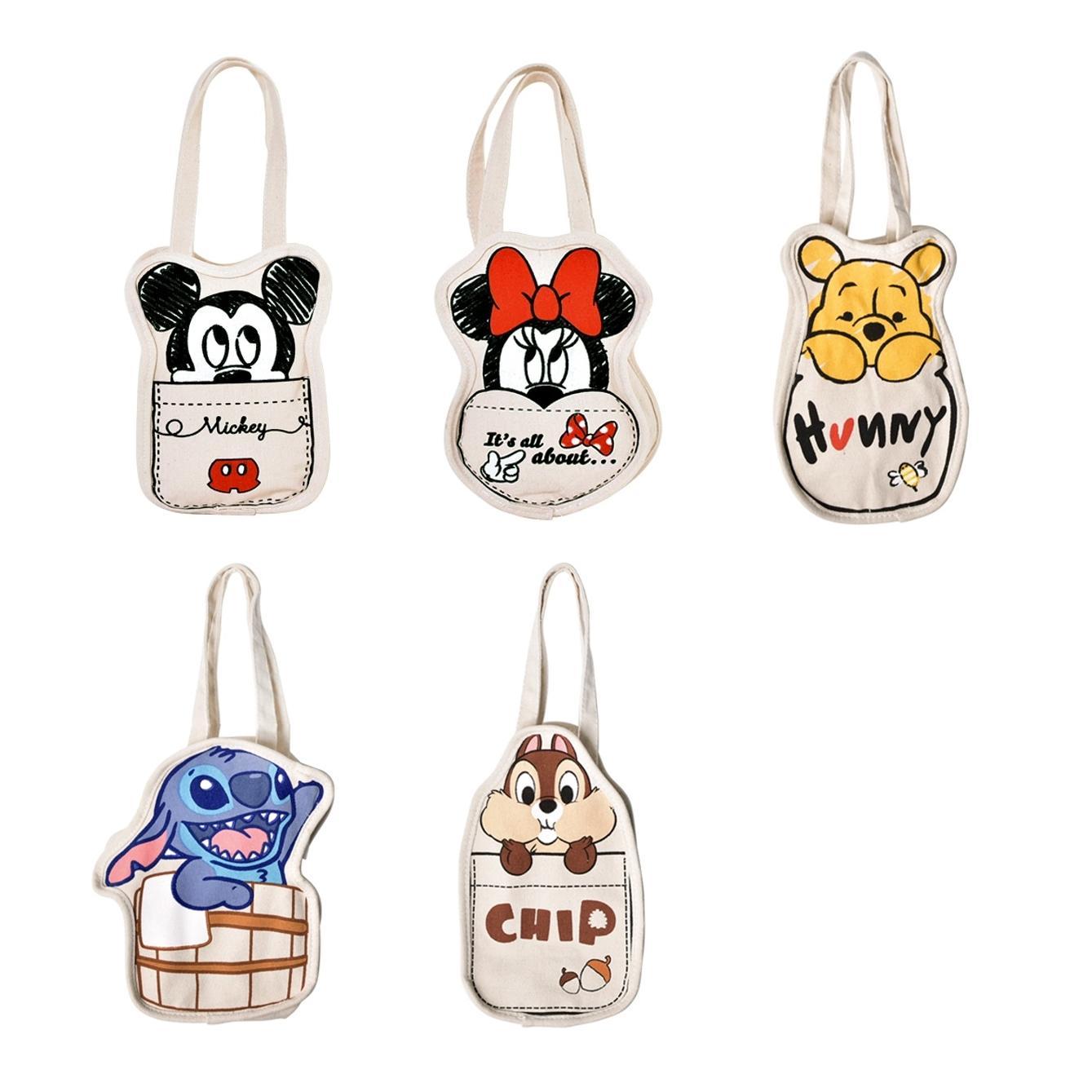 迪士尼授权饮料袋杯袋