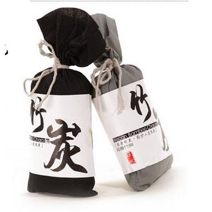 日式消臭除濕竹炭包(85g)