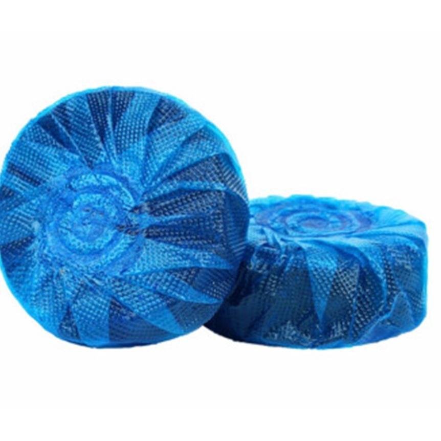 藍泡泡馬桶清潔除臭劑(10個/袋)