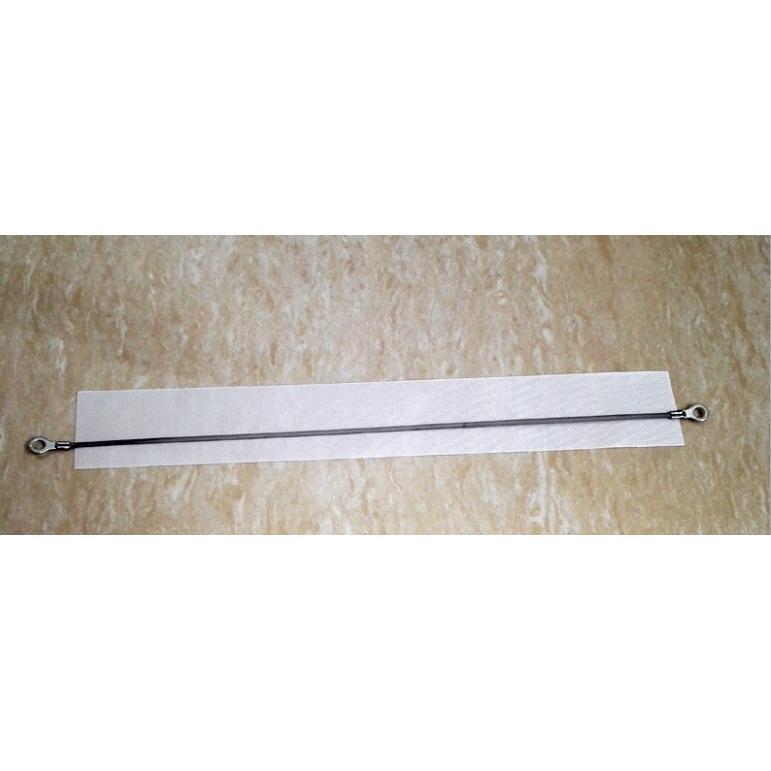 耗材配件: 20cm手壓封口機發熱絲-圓線