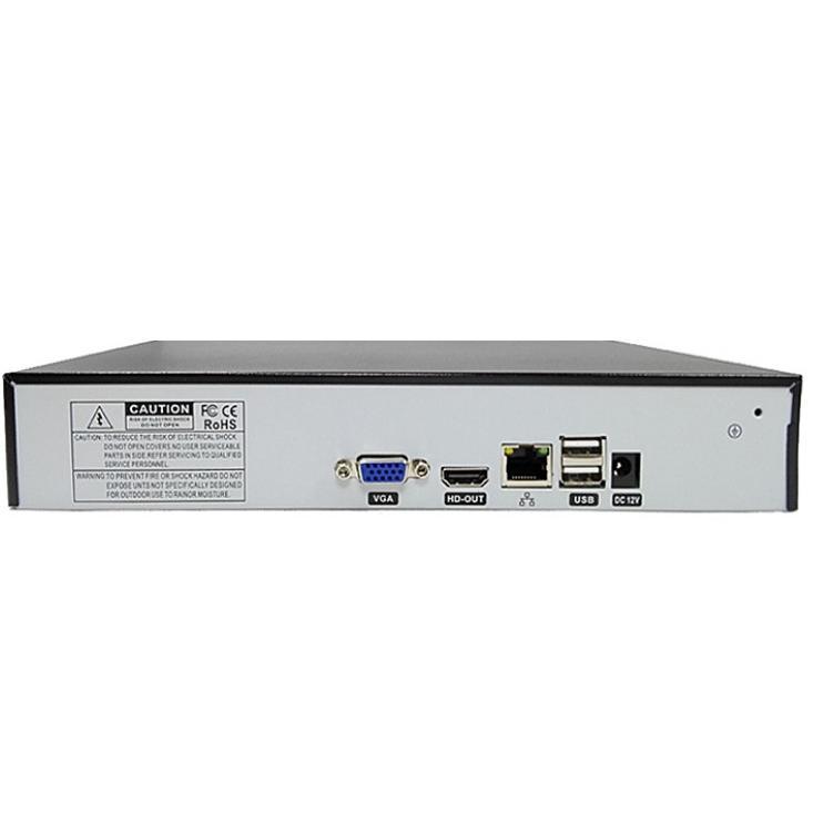 16路網絡高清監控錄影機主機