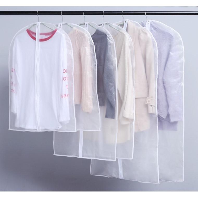 衣服防塵罩掛衣收納袋大(60*120cm)
