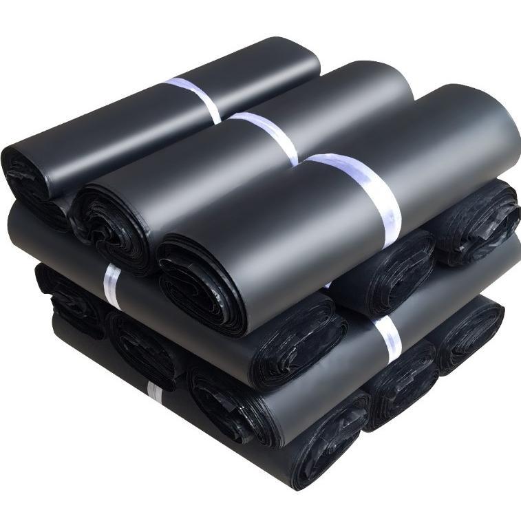 破壞袋黑色快遞袋加厚100/捆(25*35cm)