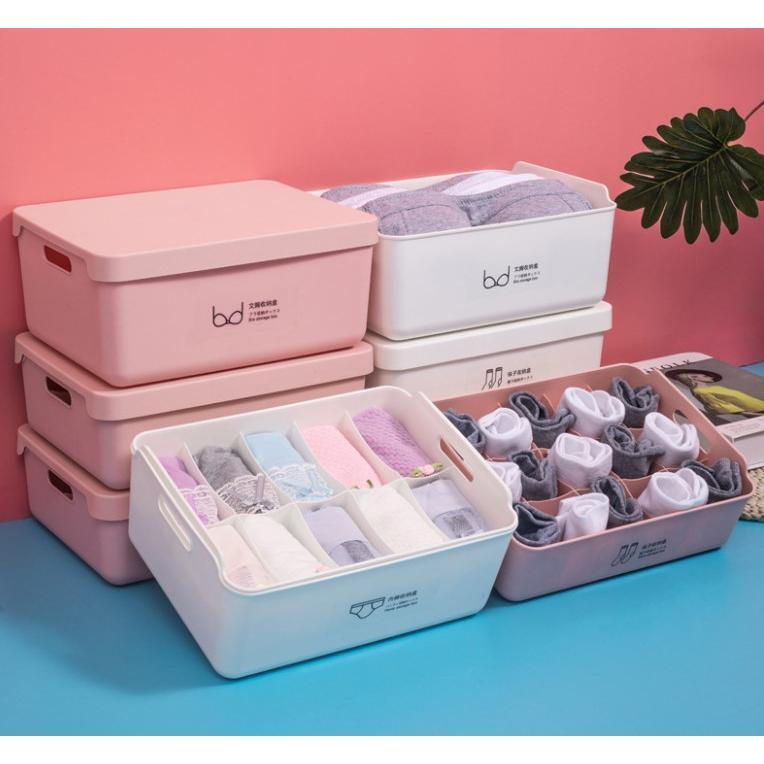 分格整理箱收納盒(蓋子)