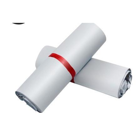 破壞袋白色快遞袋加厚100/捆(28*42cm)