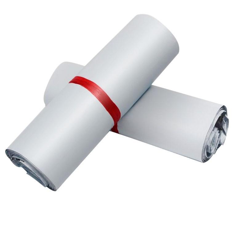 破壞袋白色快遞袋100/捆(38*52cm)