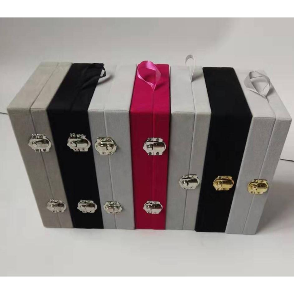 首飾收納盒(雙扣)