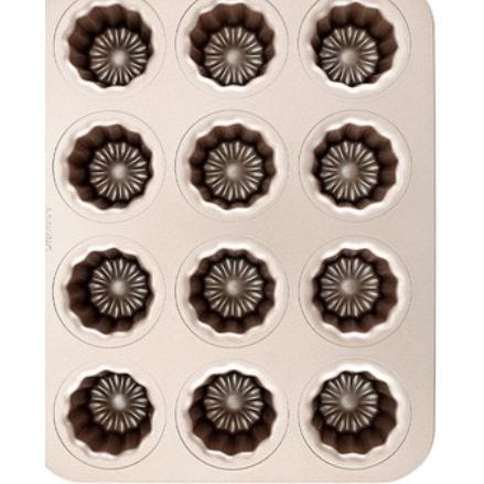 12連杯不粘烘焙模具