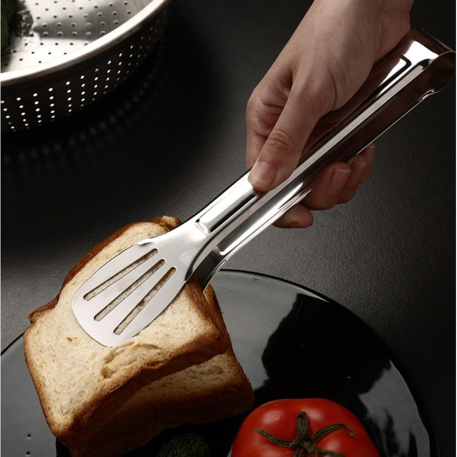 304不銹鋼食品夾子烤肉夾(12寸)