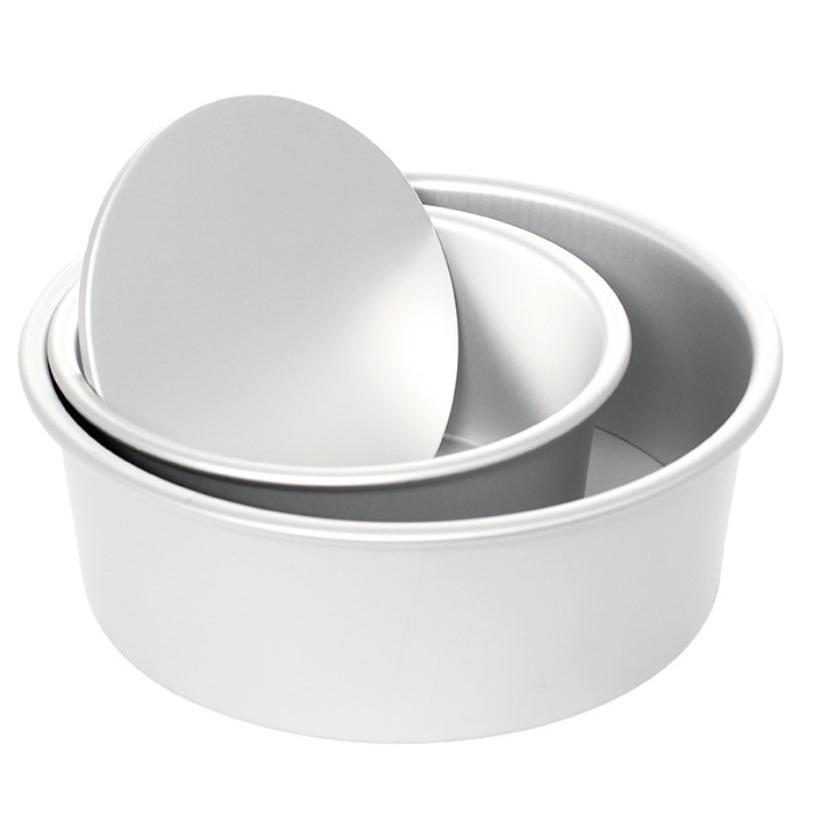 圓形活底烘焙工具蛋糕模具(6寸)