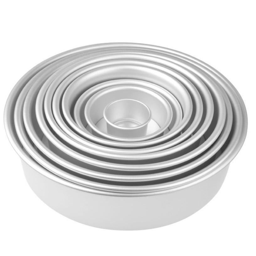 圓形活底烘焙工具蛋糕模具(12寸)