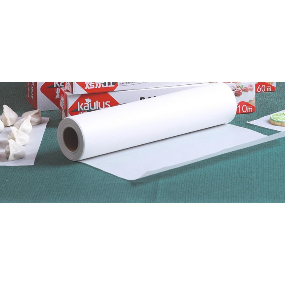 雙面硅油紙 烘焙油紙(30cm*5米)