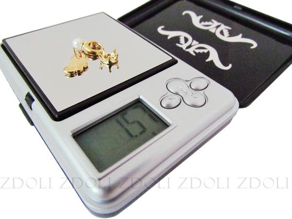 188 化妝盒型秤100g