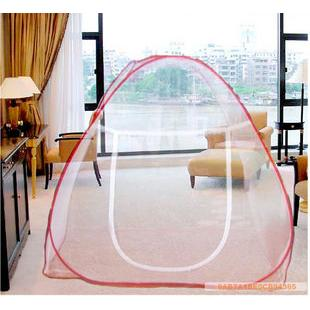 自動彈開式蚊帳(180cm有底)