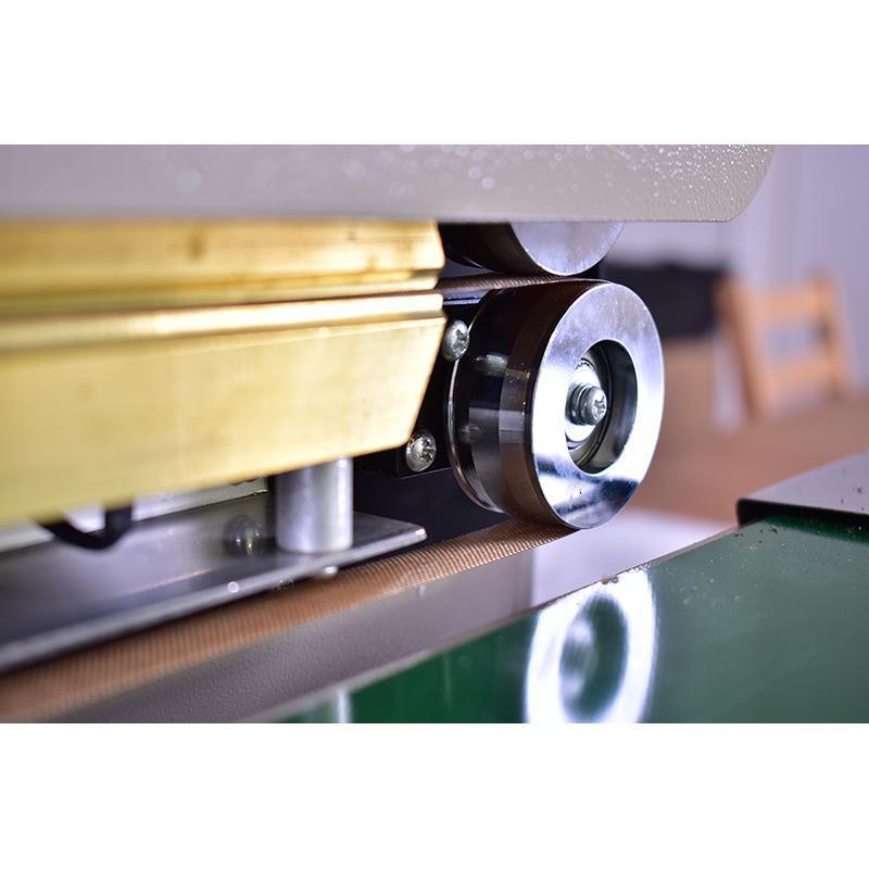 打印日期自動連續封口機