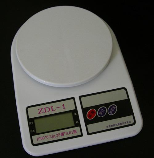 1公斤台兩秤