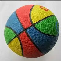 2号儿童彩色篮球(直径15cm)
