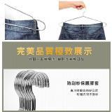 加粗實心不銹鋼衣架40CM(10入/組)