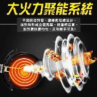 品夏電子氣炸鍋(BSMI保固一年)
