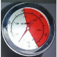 長針式不銹鋼油溫表溫度計