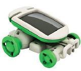 6合1自裝太陽能玩具(B級)