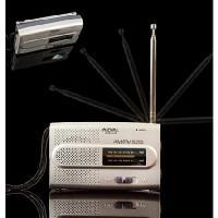 復古式調頻多功能收音機