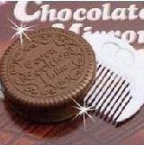 巧克力餅乾鏡子
