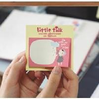 litte小紅帽便利貼/便條紙/便簽本/N次貼/隨意貼(30張)