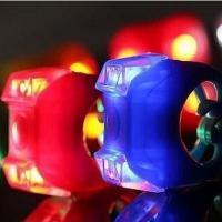 六代自行車青蛙燈(空運)