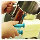 創意魔術雙面U型海綿杯刷刷子