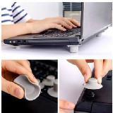 電腦散熱腳墊方便裝卸(4個/組)