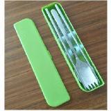 304不銹鋼筷叉勺子兩件套裝