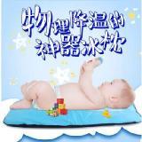 夏季降溫睡眠冰枕彩盒裝可加水枕頭