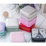 創意旅行便攜式首飾盒收納盒