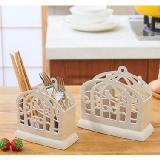 多功能瀝水筷子筒筷籠置物架