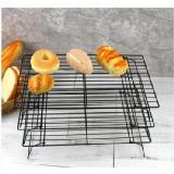 三層烘焙蛋糕餅乾冷涼架冷卻架