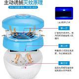 USB家用光觸媒滅蚊燈