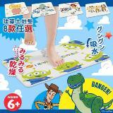獨家授權玩具總動員硅藻土地墊(60*39*0.9)