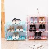 簡易組裝鞋架(三層)