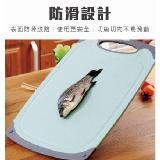 大號防霉雙面小麥秸稈菜板砧板(24*40*0.8cm)