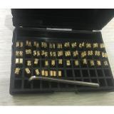 標示機打碼機盒裝字粒(70粒/盒)