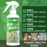 免洗內裝清潔劑-256ml