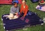 美國INTEX 68758雙人型充氣床2022