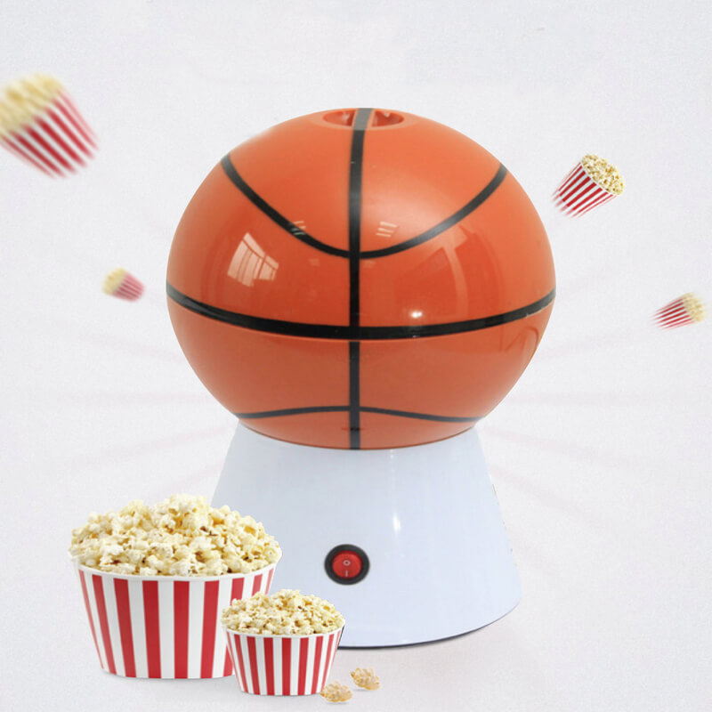 籃球造型爆米花機/家用小型爆米花機