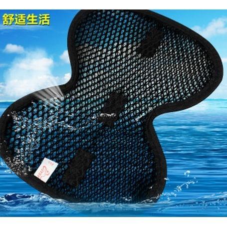 3D防熱防掉髮機車安全帽隔熱墊