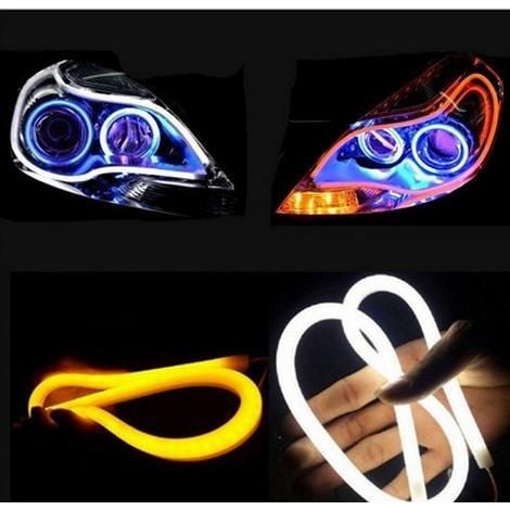 30cm汽車LED燈條(單色無電源無電池)