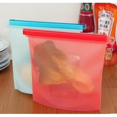 食品級硅膠保鮮袋1000ml