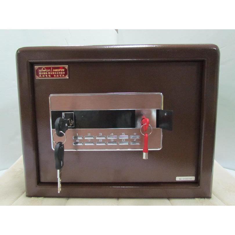 30TB專利回勾式門栓頂投電子保險箱